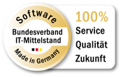Software Made in Germany Auszeichnung
