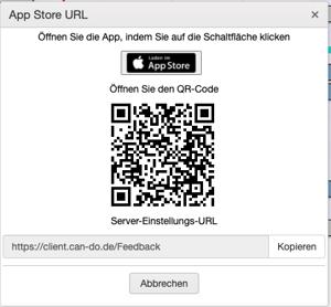 App Store URL   Can Do App