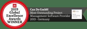 Global Excellence Award Winner 2019