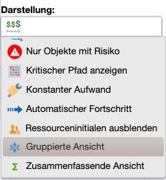 Neue Ansichten in der Planer App | Can Do Software
