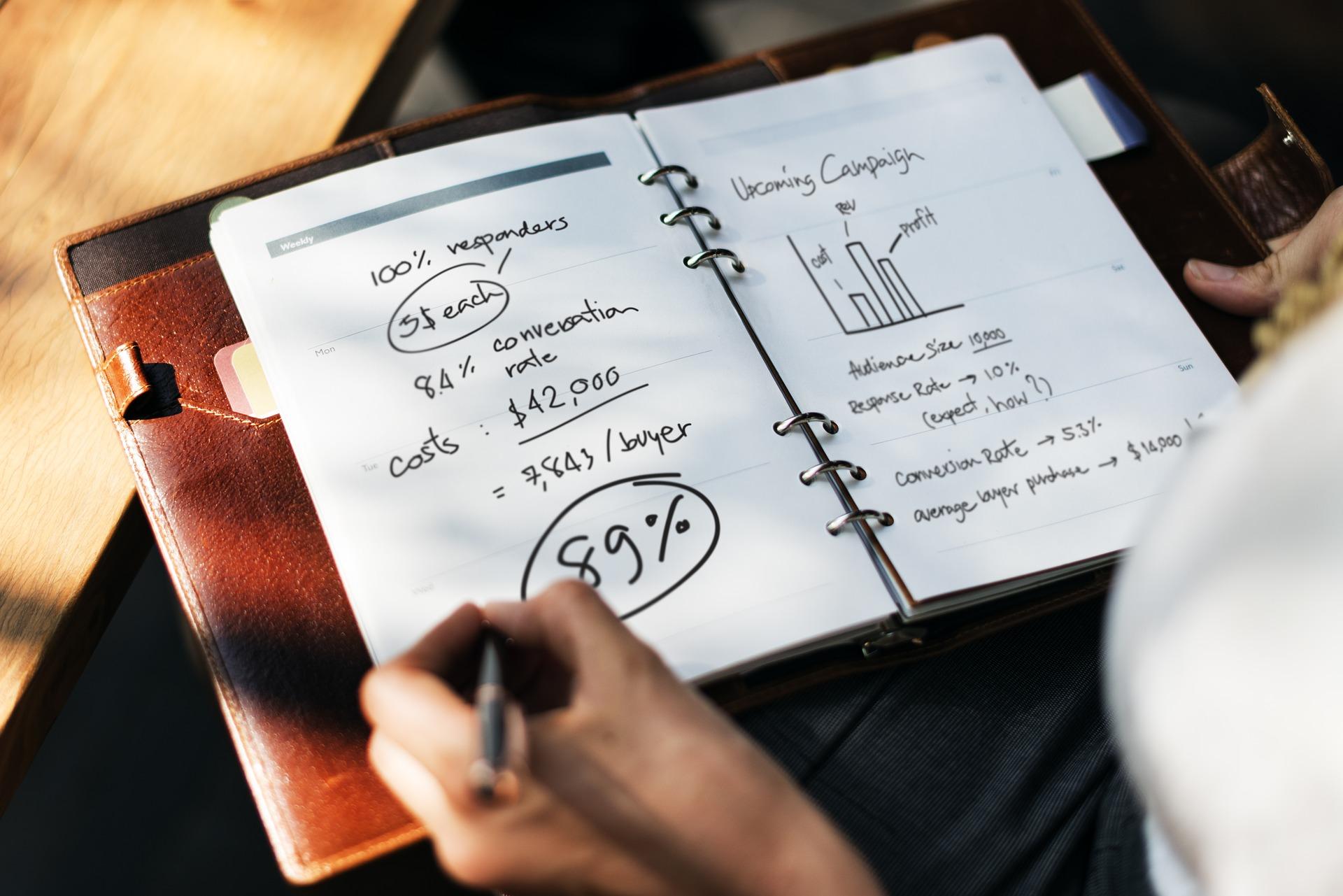 Budgetplanung – Wie Du die Mittel für das Projekt richtig einschätzt