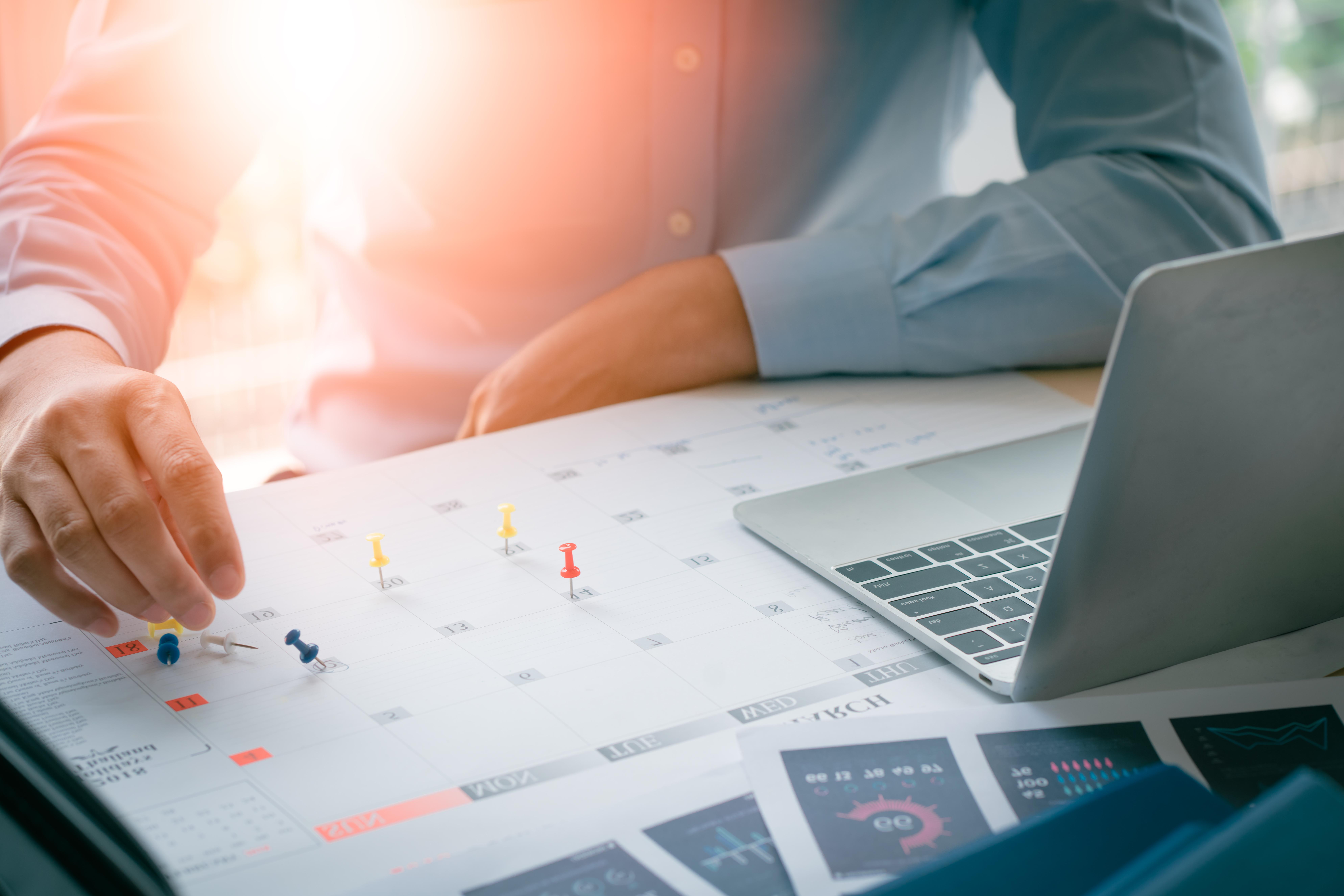 Ressourcenmanagement und Mitarbeiterplanung in Projekten